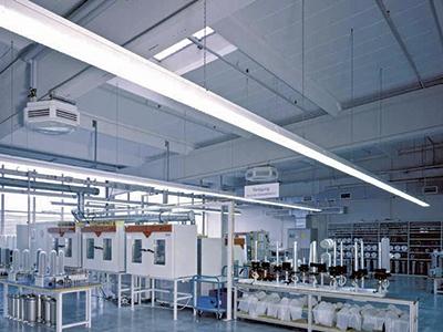 Промышленные системы освещения